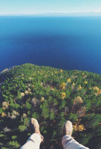 Bajkalsjon-Sibirisk-Lark