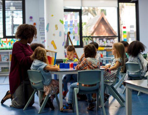 kreativt dagis och forskoleplats