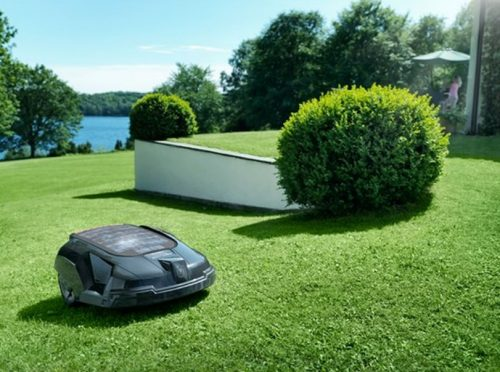 robotgräsklippare eller automower